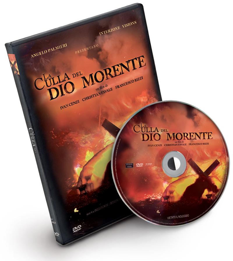 La culla del Dio morente - DVD